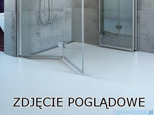 Radaway Fuenta New Kdj+S kabina 90x100x90cm lewa szkło przejrzyste 384022-01-01L/384050-01-01/384050-01-01