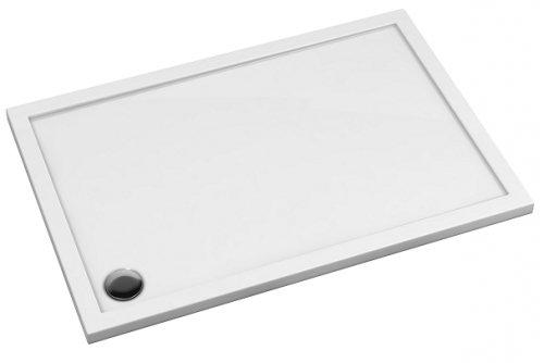 Omnires Merton brodzik akrylowy prostokątny 70x100 cm Merton70/100/P