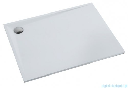 Schedpol Schedline Libra Smooth White brodzik prostokątny 90x80x3cm 3SP.L1P-8090