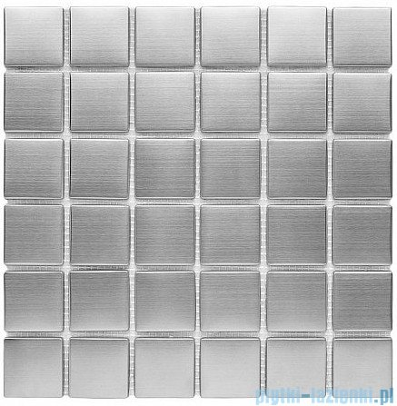 Dunin Metallic mozaika metalowa 30x30 dinox 012