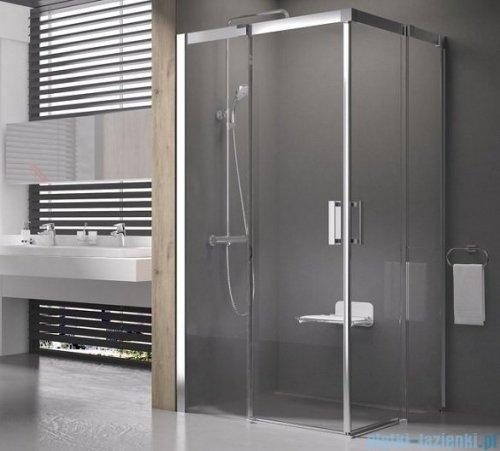 Ravak Matrix MSD2 kabina prysznicowa 100x100cm białe transparent 1WVAA100Z1