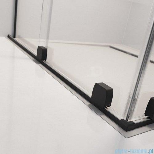 Radaway Furo Black KDJ RH kabina 100x70cm prawa szkło przejrzyste 10104492-54-01RU/10110510-01-01/10113070-01-01