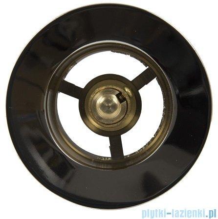 Corsan korek umywalkowy klik-klak bez przelewu czarny MUKKCZARNY