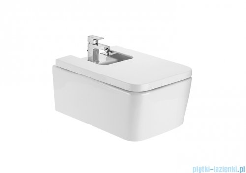 Roca Inspira Square bidet podwieszany Maxi Clean A35753500M
