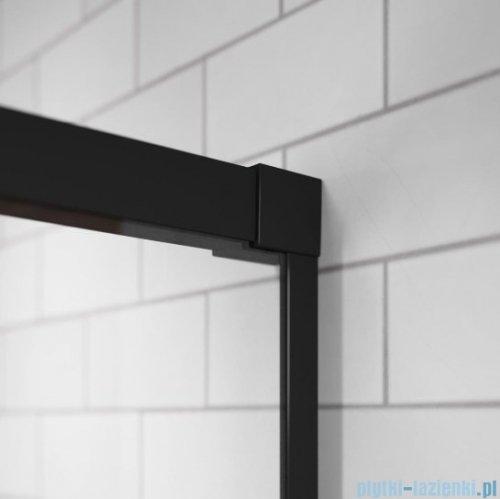Radaway Idea Black Kdj drzwi 150cm lewe szkło przejrzyste 387045-54-01L