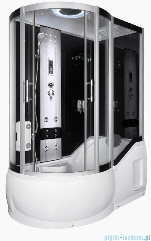 Novoterm Fantasia-P Kabina hydromasażowa 151x85x217 cm Prawa