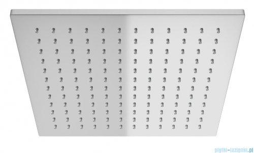 Kohlman Dexame zestaw prysznicowy chromdeszczownica