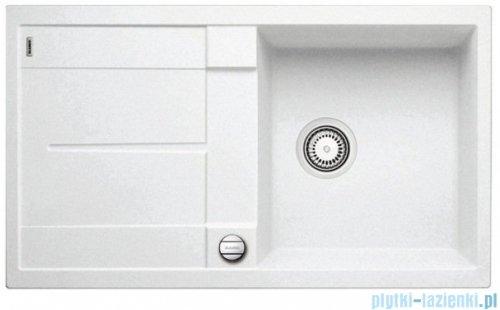 Blanco Metra 5 S Zlewozmywak Silgranit PuraDur kolor: biały  z kor. aut. 513037