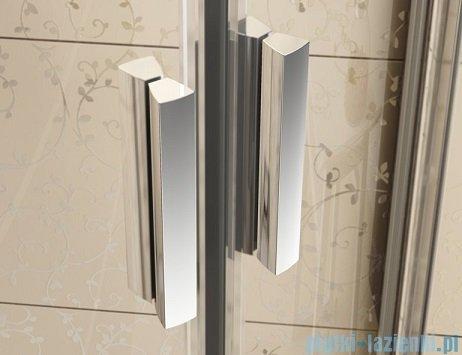 Ravak Blix BLDP2 drzwi prysznicowe 100cm satyna transparent Anticalc 0PVA0U00Z1