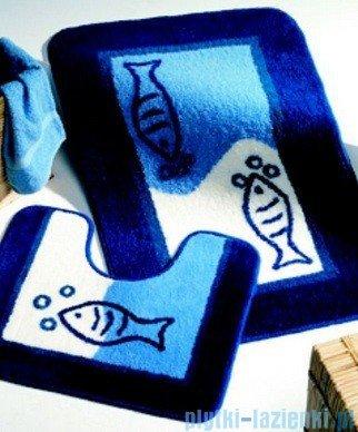 Sealskin Dywanik łazienkowy Marina niebieski 55x85cm 292294424