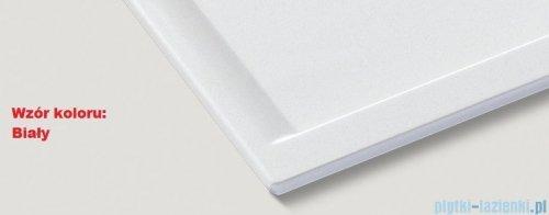 Blanco Rondoval 45 Zlewozmywak Silgranit PuraDur  kolor: biały  bez kor. aut. 515671