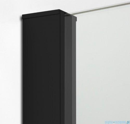 New Trendy New Modus Black kabina Walk-In 130x80x200 cm przejrzyste EXK-1287