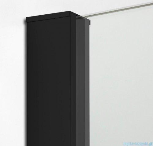 New Trendy New Modus Black kabina Walk-In 150x90x200 cm przejrzyste EXK-1294