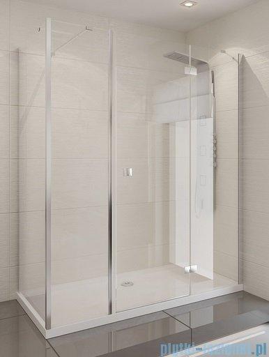New Trendy Modema kabina prysznicowa 140x90 prawa przejrzyste