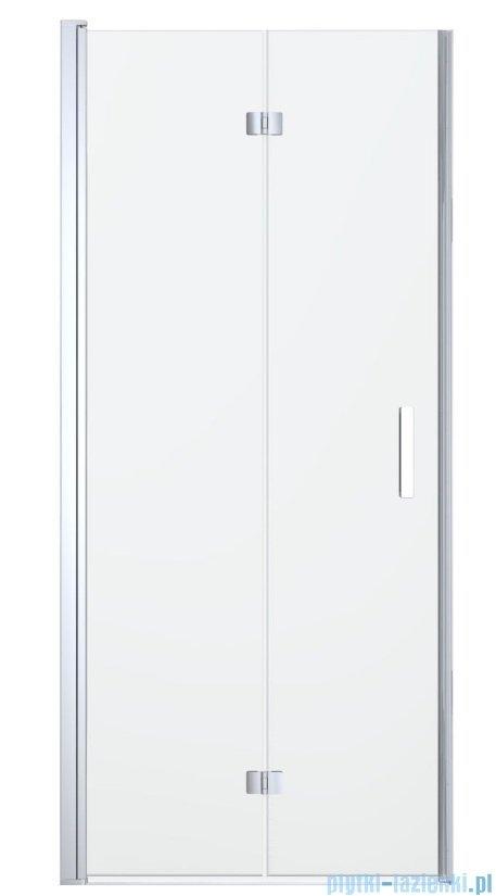 Oltens Trana kabina prostokątna szkło przejrzyste 100x80 cm 20200100