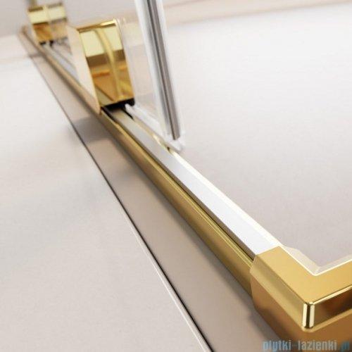 Radaway Furo Gold PND II parawan nawannowy 140cm lewy szkło przejrzyste 10109738-09-01L/10112694-01-01