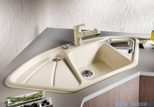 Blanco Delta  Zlewozmywak ceramiczny kolor: biały mat z kor. aut.  512277