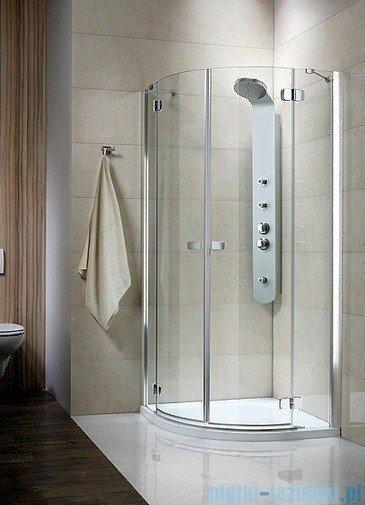 Fuenta PDD Radaway Kabina prysznicowa 80x80 szkło przejrzyste 381002-01N