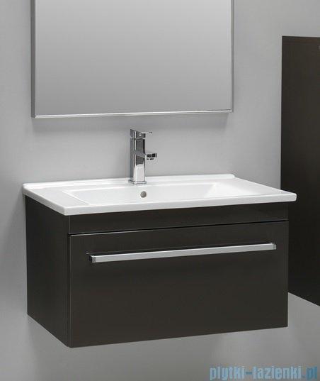 Antado Spektra ceramic szafka z umywalką 72x43x40 szary połysk wolfram grey FDF-AT-442/75GT-56+UCS-AT-75