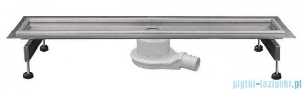 New Trendy odpływ liniowy LUX 70x10x7cm satyna OL-0012