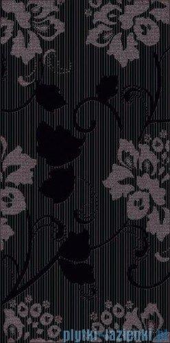 Paradyż Secret nero B inserto ścienne 29,5x59,5
