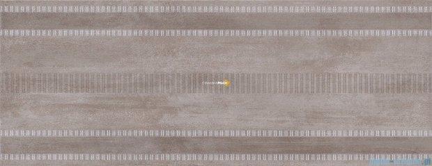 Pilch Nordica 7 brąz dekor ścienny 25x65