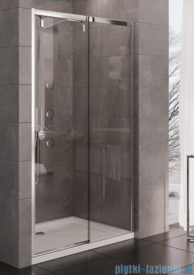 New Trendy drzwi prysznicowe Porta 120x200cm prawe szkło przejrzyste EXK-1048