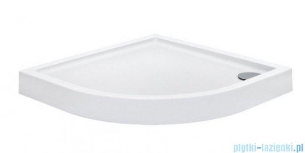 Roca Malaga Brodzik 90x90x13cm Compact rondo R-55 Akryl biały A276260000