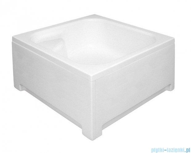Polimat obudowa do brodzika kwadratowego 90x90x28 00149
