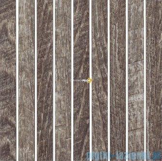 Pilch Bari szary mozaika podłogowa 30x30