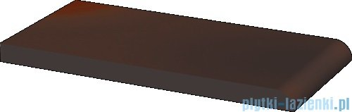Paradyż Cloud brown klinkier parapet 10x20