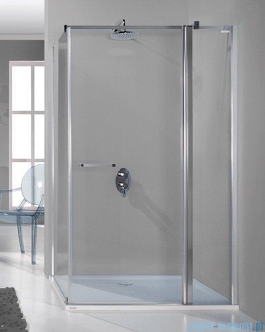 Sanplast kabina narożna prostokątna KNDJ2/PRIII-80x100 80x100x198 cm przejrzyste 600-073-0260-38-401