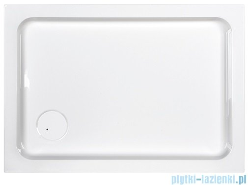 Sanplast Free Line brodzik prostokątny B/FREE 90x120x5 cm + stelaż 615-040-1590-01-000