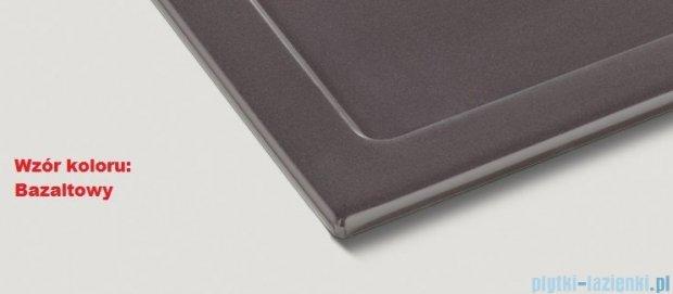 Blanco Zenar 45 S Komora podwieszana ceramiczna prawa kolor: bazaltowy z kor. aut. 517200