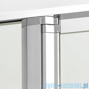 New Trendy Perfecta kabina prostokątna 140x80cm przejrzyste EXK-1187/EXK-1188