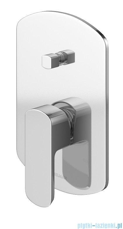 Kohlman Foxal zestaw prysznicowy chrom QW210FR30