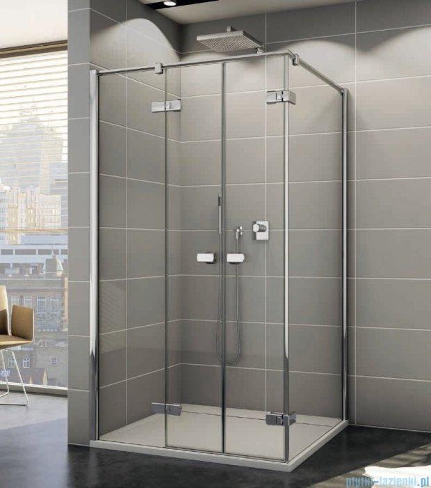 Sanswiss Melia ME32 Kabina prysznicowa lewa 90x120cm przejrzyste ME32PG0901007/MET2PD1201007