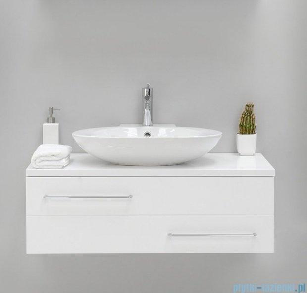 Antado Susanne szafka wisząca z umywalką 95x46cm Image