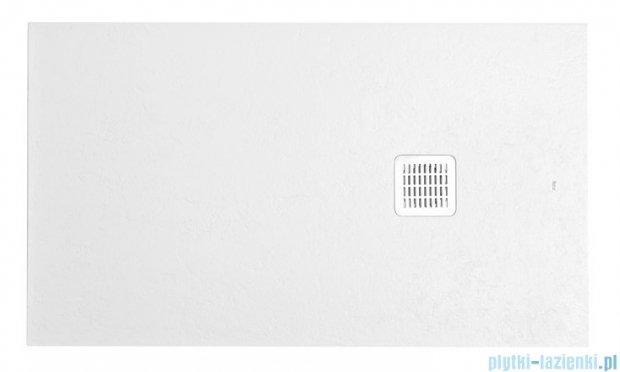 Roca Terran 140x80cm brodzik prostokątny z kompozytu biały AP0157832001100