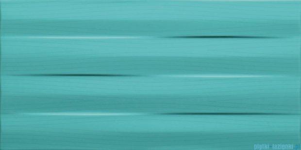 Tubądzin Maxima azure struktura płytka ścienna 22,3x44,8