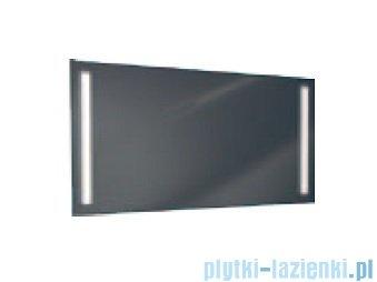 Antado lustro z paskiem świetlnym LED ciepłe 120x60cm L1-G1-LED3