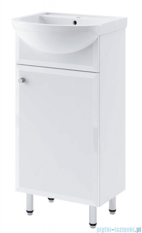 Aquaform Dallas szafka podumywalkowa 45cm biały 0401-530106