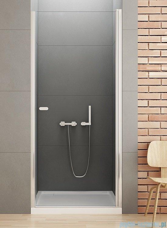 New Trendy New Soleo drzwi wnękowe 70x195 cm przejrzyste D-0119A
