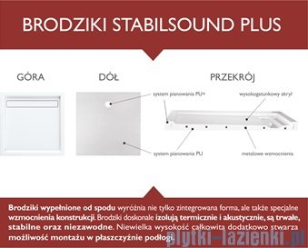 Schedpol Corrina Brodzik luksusowy, płytki 80x80x3/6cm 3.063