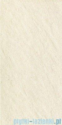 Paradyż Duroteq bianco struktura płytka podłogowa 29,8x59,8