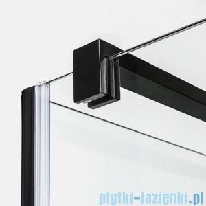 New Trendy Negra kabina prysznicowa 80x100cm przejrzyste EXK-1193/EXK-1195