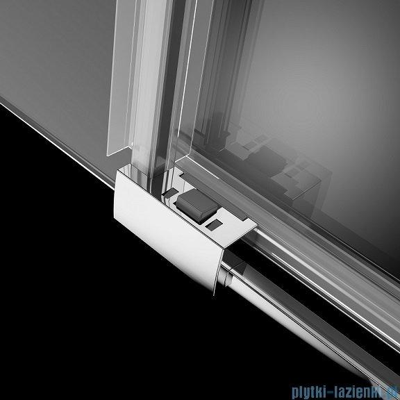 Radaway Idea Kdj kabina 110x120cm lewa szkło przejrzyste 387041-01-01L/387054-01-01R