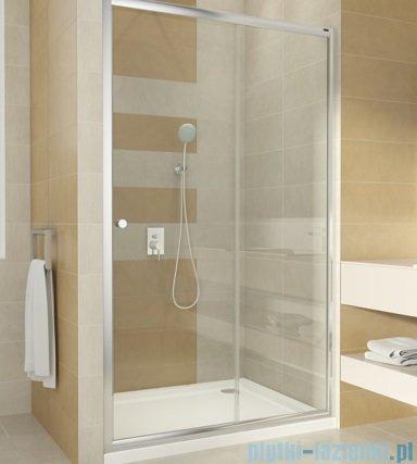 Omnires Bronx drzwi prysznicowe 110x185cm szkło przezroczyste S-2050 110