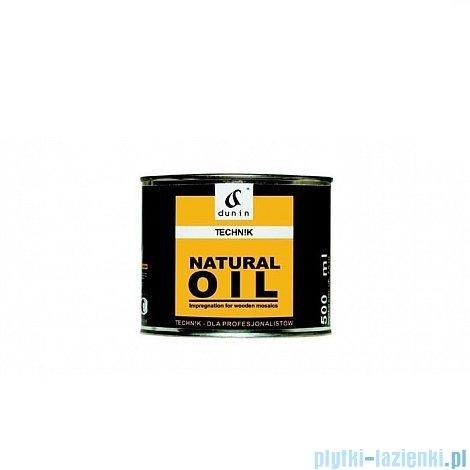Dunin techn!k profesjonalny olej do impregnacji mozaiki drewnianej 200ml NATURAL OIL