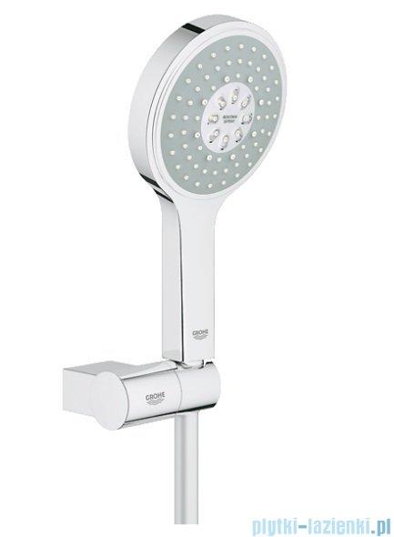 Grohe Power&Soul Cosmopolitan zestaw prysznicowy 4 rodzaje strumienia  27741000